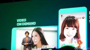 Masuk Indonesia, Line Streaming Boyong Drama Korea