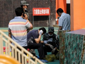 Ledakan Dekat TK di China Dipicu Bom, Pelaku Tewas di Lokasi