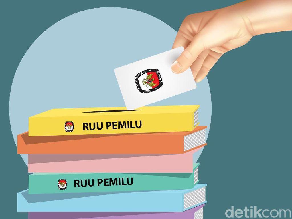 Ancang-ancang Eks Anggota HTI Tak Bisa Ikut Pemilu karena Dilarang