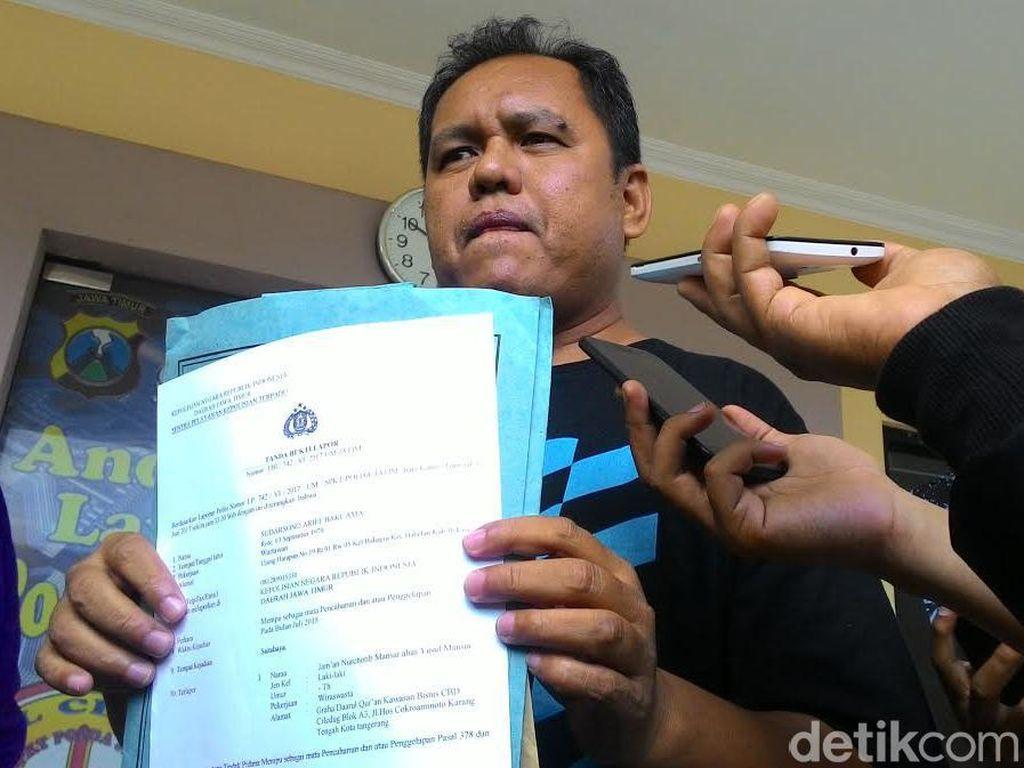Polda Jatim Hentikan Kasus Dugaan Penipuan Ustaz Yusuf Mansur