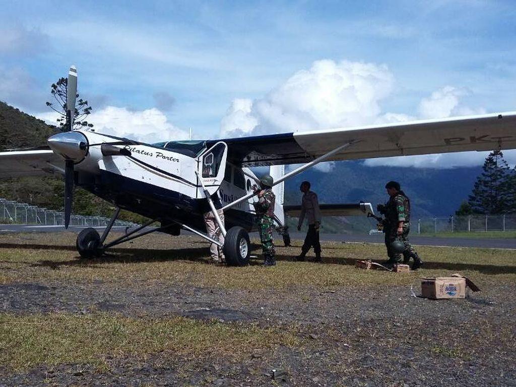 Kapolda Papua: Pelaku Penembak Susi Air di Puncak Jaya 4 Orang