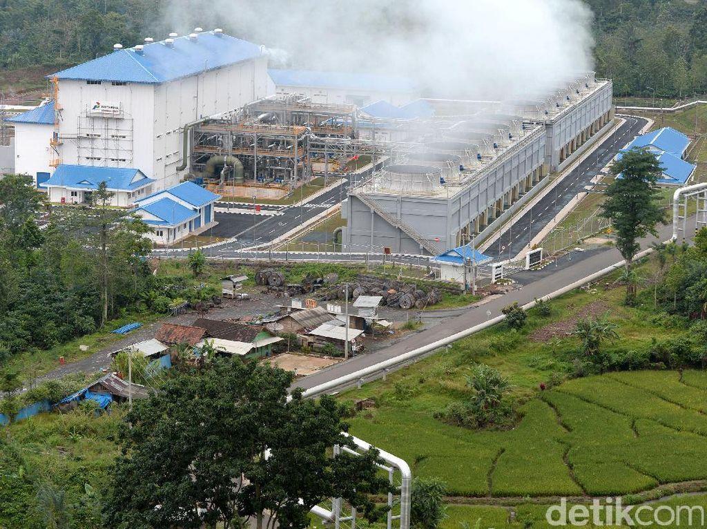 Ini Sebaran Pembangkit Listrik Panas Bumi di Indonesia