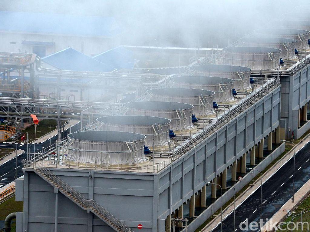 1.362 MW Pembangkit dari Proyek 35.000 MW Sudah Beroperasi