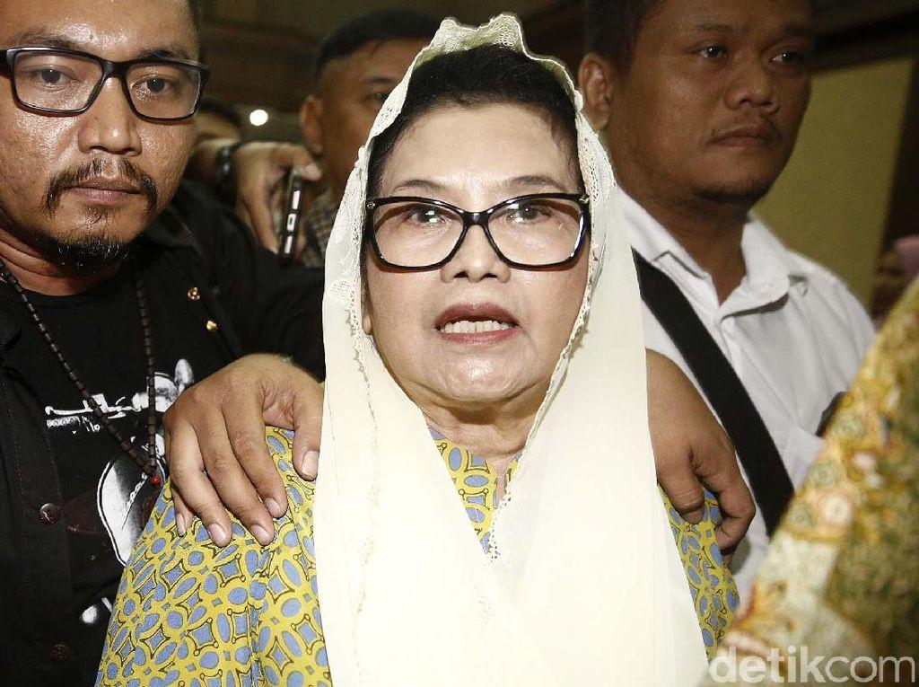 Geger Wawancara Nyamar Deddy Corbuzier, Begini Kondisi Eks Menkes Siti
