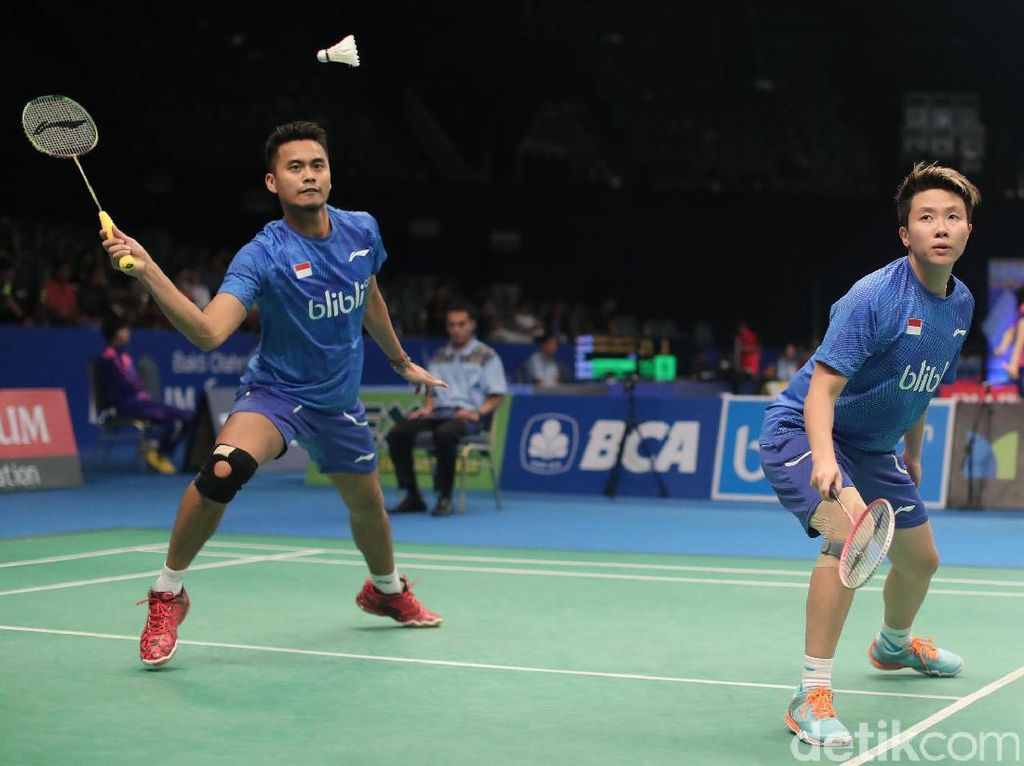 Tontowi/Liliyana Pijak Perempatfinal Indonesia Open 2017
