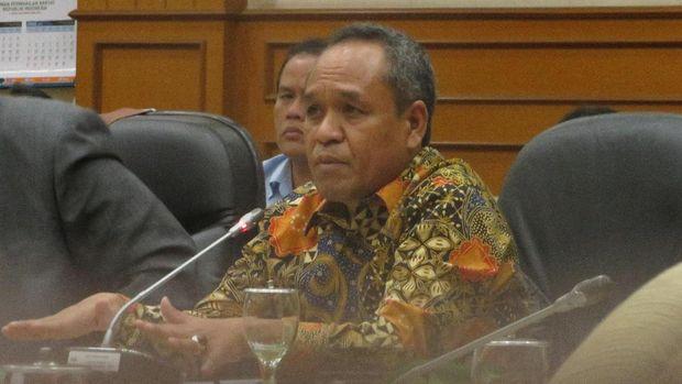 Wakil ketua Komisi III DPR Benny K Harman