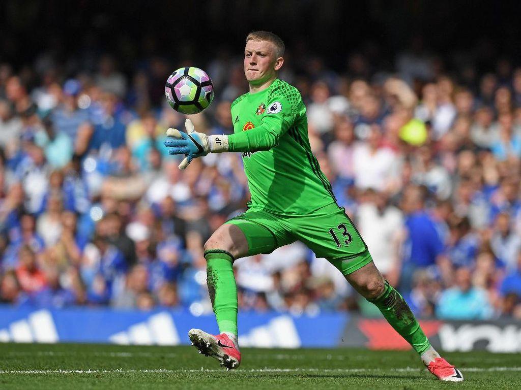 Everton Pecahkan Rekor Transfer Klub untuk Datangkan Jordan Pickford