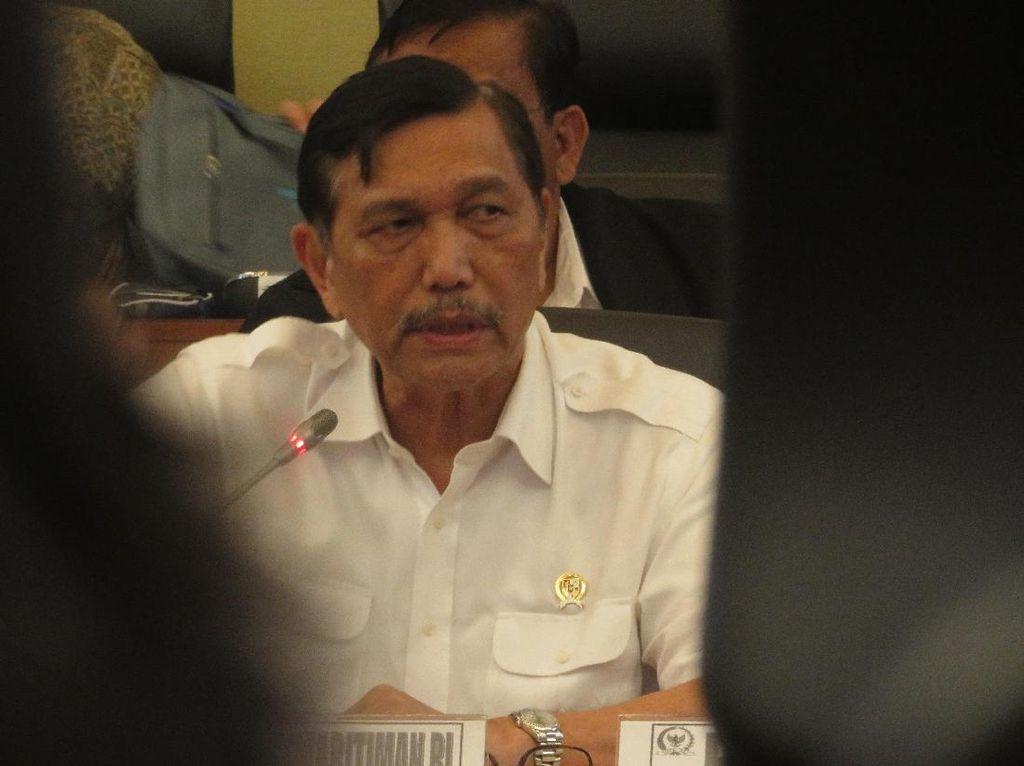 Utang RI Naik Rp 1.000 T di Era Jokowi, Luhut: Masih Kecil