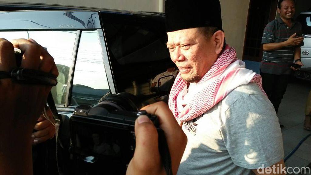 Maju Pilgub Jatim, La Nyalla Temui Prabowo dan Zulkifli Hasan