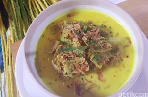 Empal Gentong dan Rendang Suwir Jadi Sajian Lebaran Keluarga Chef Norman