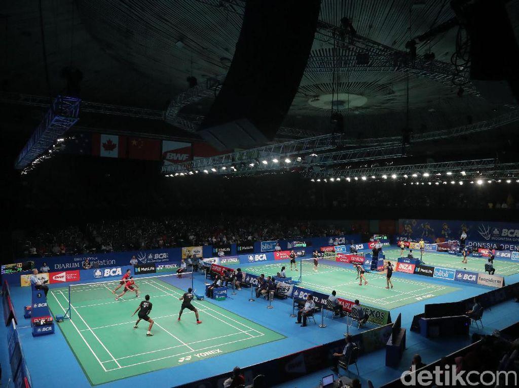 Ingin Fokus Indonesia Open, PBSI Batalkan Indonesia Masters
