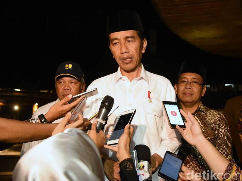 Soal Presidential Threshold, Jokowi: Masa Mau Kembali ke Nol