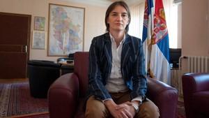 Presiden Serbia Calonkan Perempuan Gay sebagai Perdana Menteri