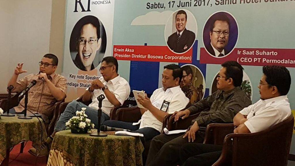 RKI dan BNI Komitmen Kembangkan UKM dan Wirausahawan Baru