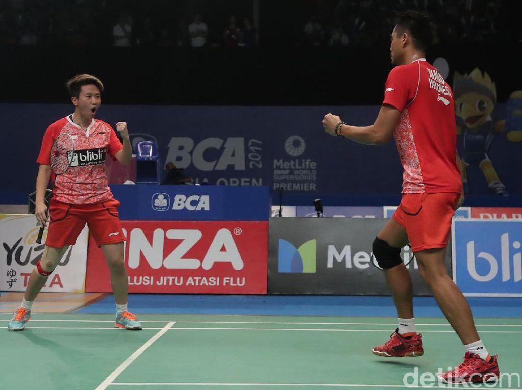 Tontowi/Liliyana Melesat ke Final