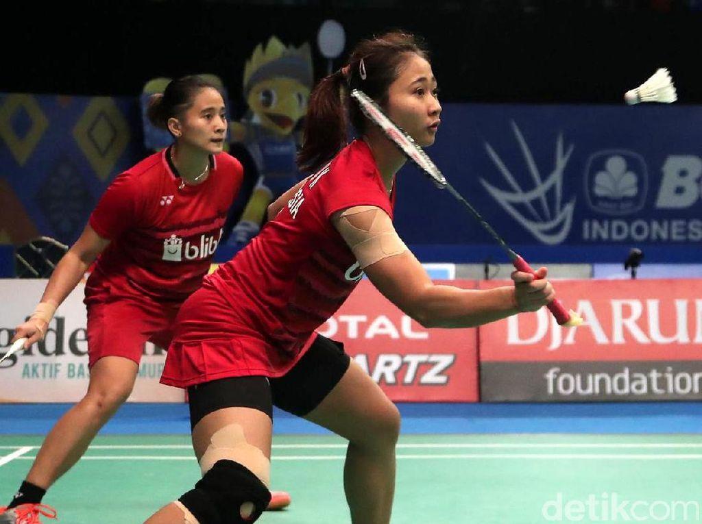Anggia/Ketut Kalah, Tontowi/Liliyana Jadi Satu-satunya Wakil Merah Putih di Final