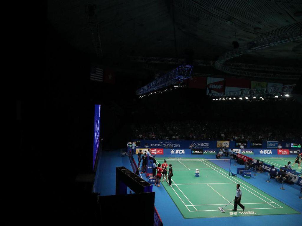 Indonesia Open 2020 Resmi Ditunda