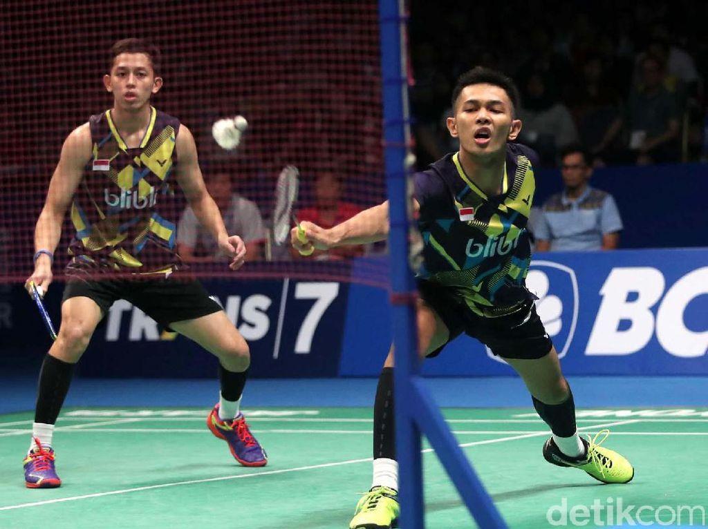 Fajar/Rian Gagal ke Final