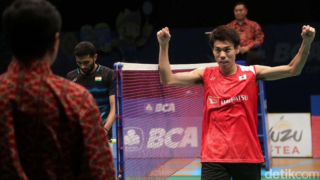 Kazumasa Sakai Menginjak Final