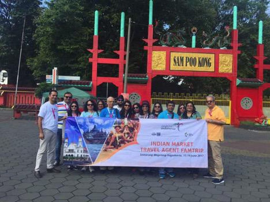 Genjot Wisata Joglosemar, Kemenpar Boyong Tour Travel India