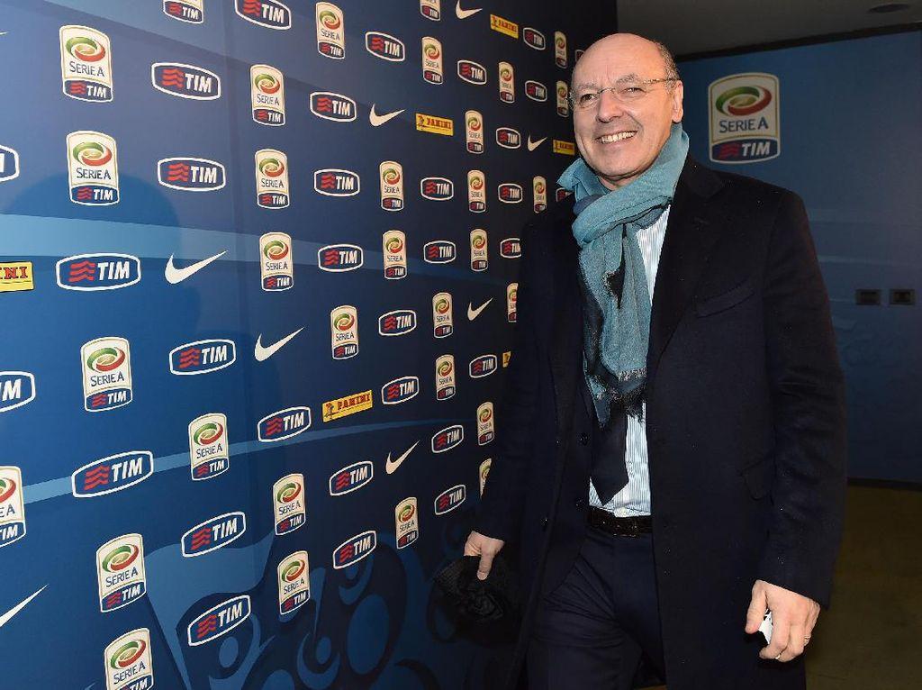 Asamoah Menanti Kedatangan Marotta di Inter