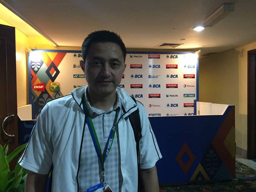 PBSI: Renovasi Pelatnas Memang Jadi Fokus Kerja, Tak Ada Kaitan dengan Hasil Indonesia Open