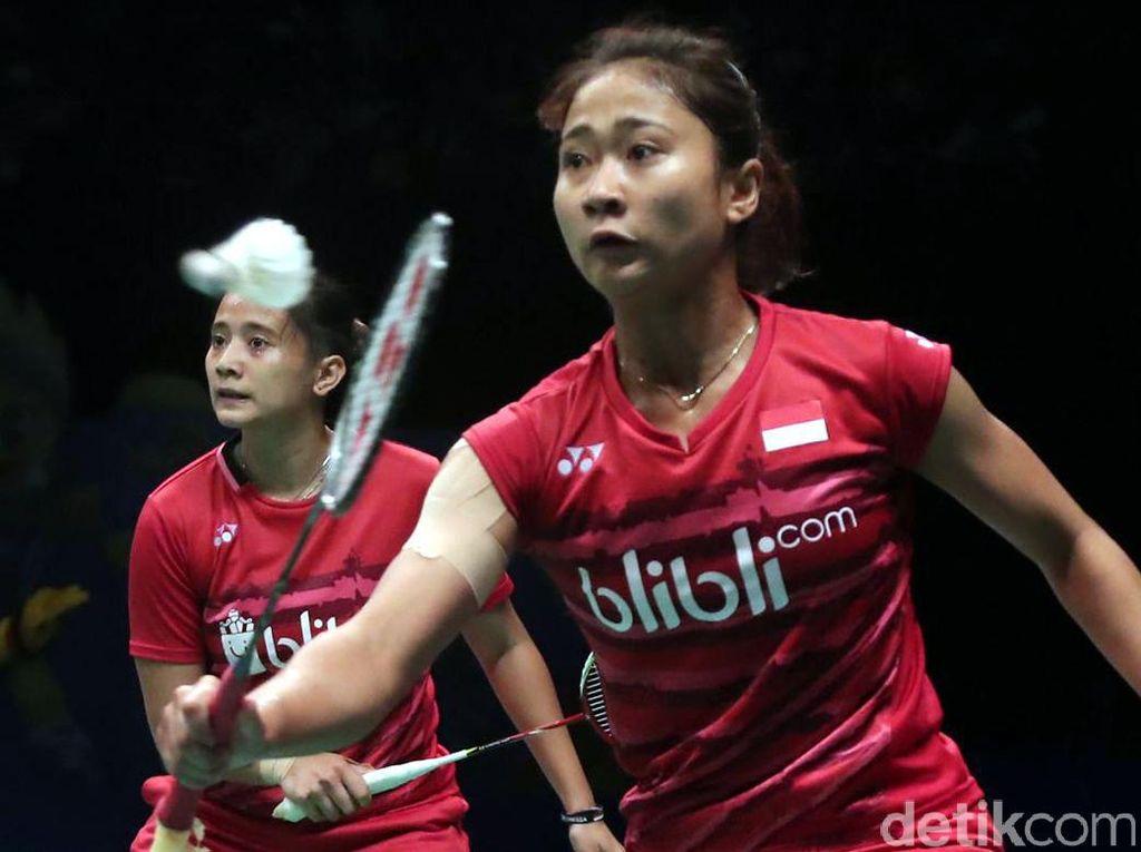 Anggia/Ketut Batal ke Kejuaraan Asia 2018
