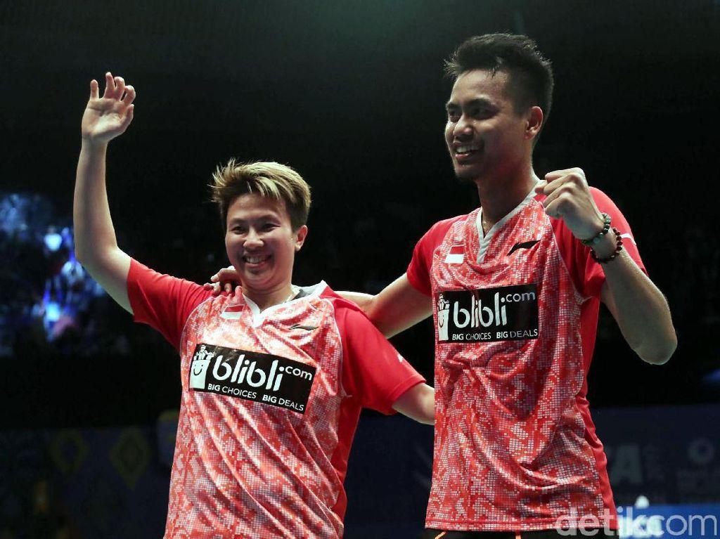 PBSI Penuhi Target di Indonesia Open, Kini Kejar Gelar di Australia Terbuka