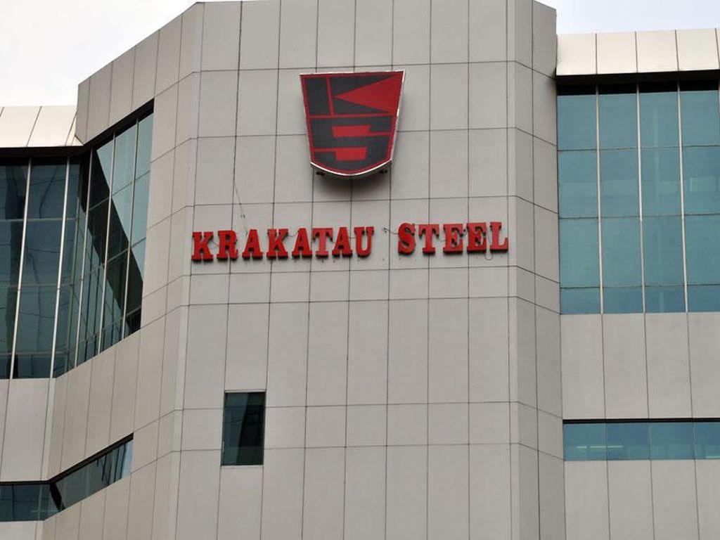 Masuk Holding BUMN Tambang, Krakatau Steel Diselamatkan Inalum