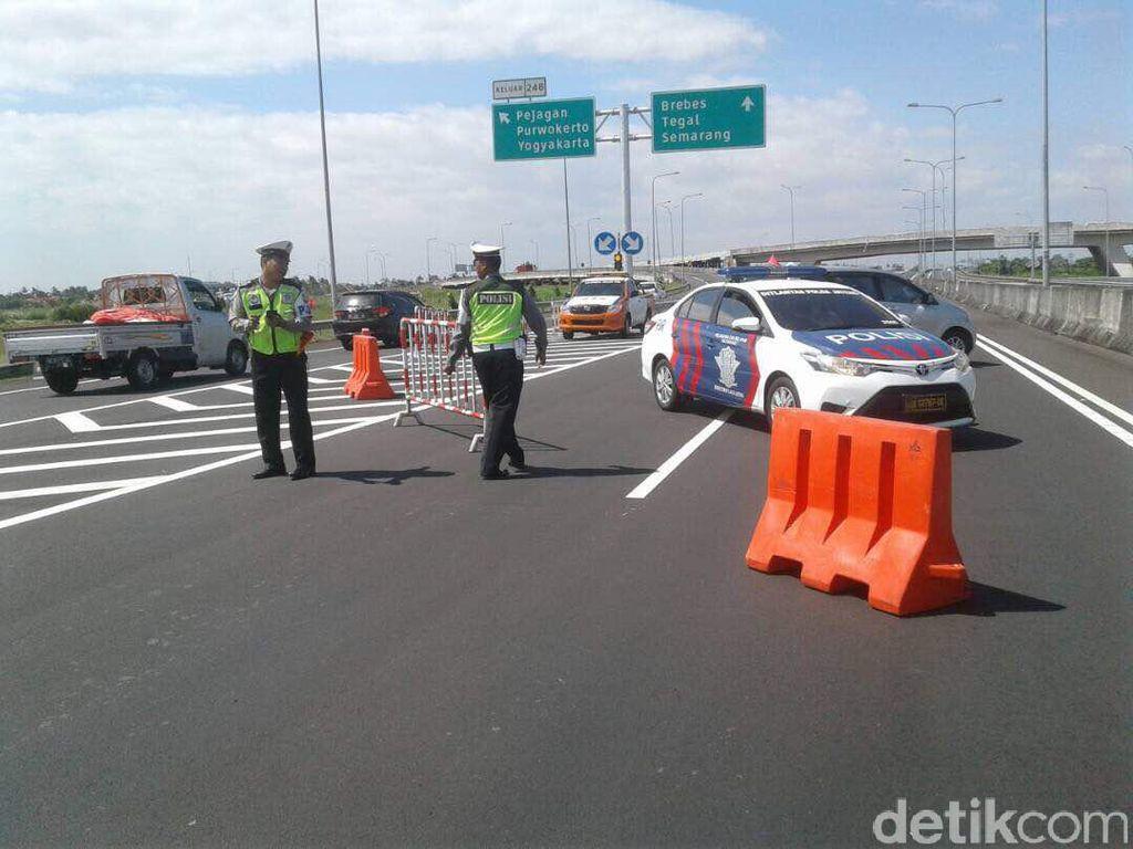 Jateng Mengurung Diri, Seluruh Exit Tol Ditutup Mulai 16 Juli