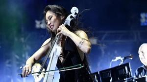 Tina Guo, Wanita di Belakang Sukses Musik Wonder Woman