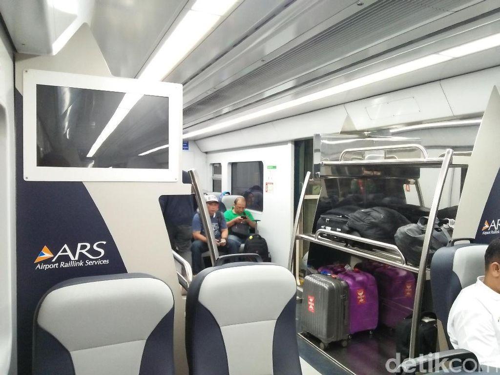 Kereta Bandara Kualanamu Beroperasi Lagi 1 Agustus