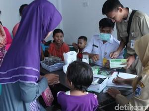 Puluhan Warga Tegal Keracunan Usai Makan Nasi Kotak Saat Bukber