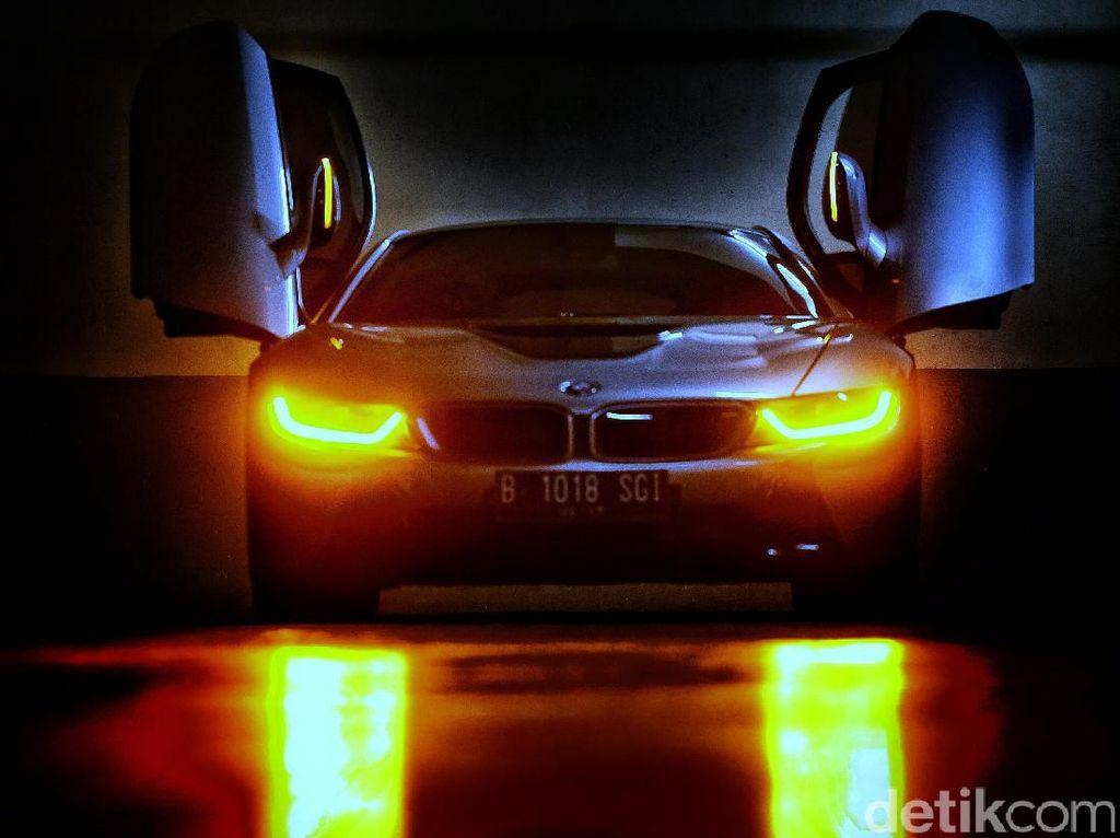 Mobil Listrik BMW Belum Memungkinkan Dirakit di Indonesia