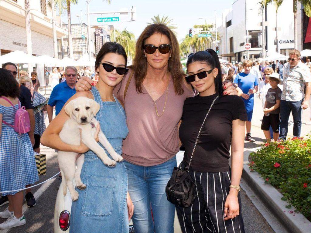 Kris Jenner Takut Caitlyn Bongkar Rahasia Keluarga di Acara TV