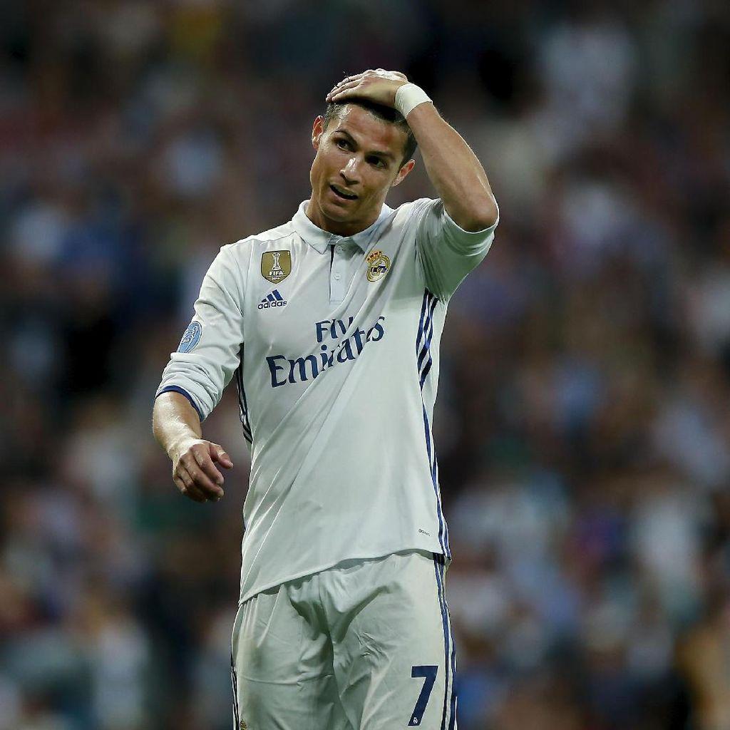 Ronaldo di Madrid sampai Dua atau Tiga Tahun Lagi