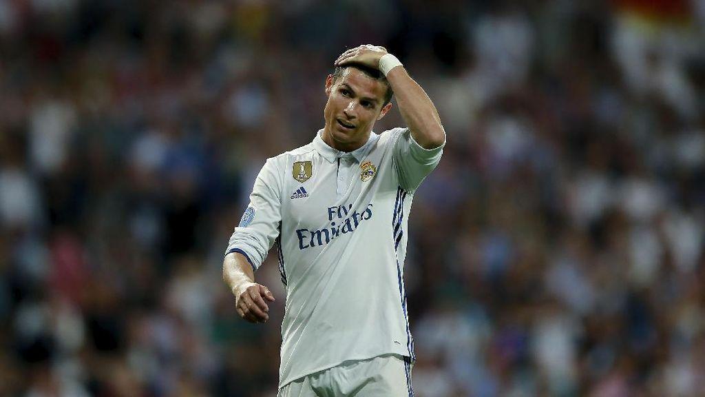 Figo: Tidak Ada yang Tak Tergantikan, Termasuk Cristiano Ronaldo