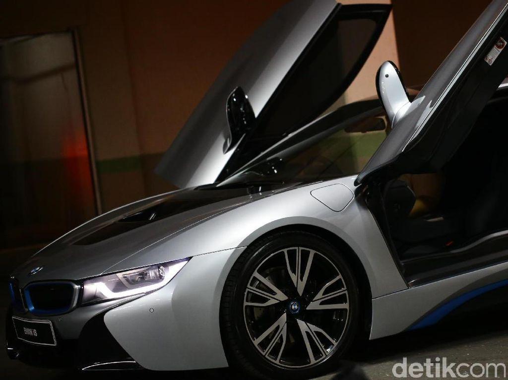 Cantiknya Mobil Rp 3,4 Miliar Ini