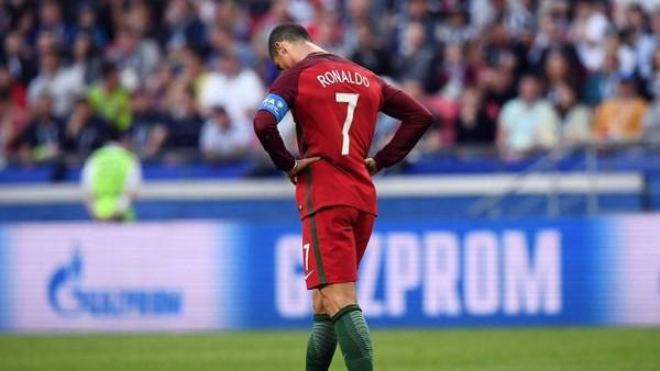 Ronaldo dan Rekor Buruknya di Laga Pembuka Turnamen Internasional