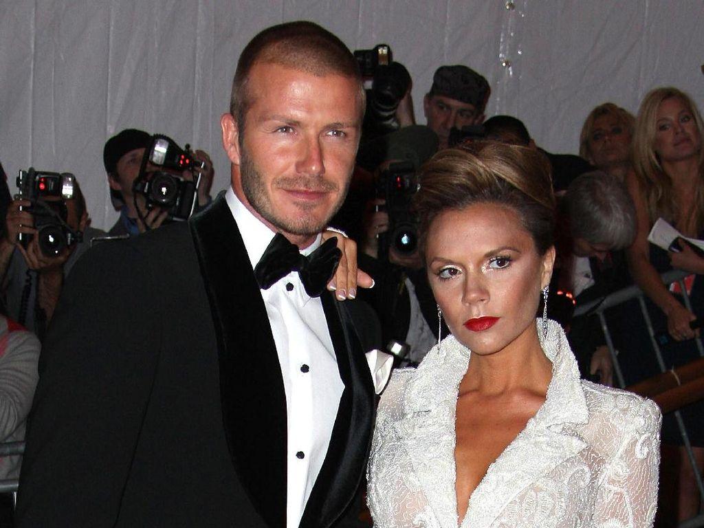 Waduh! David dan Victoria Beckham Diklaim Tak Lagi Saling Cinta
