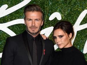 Dikabarkan Pisah Rumah, Begini Respons David Beckham dan Victoria