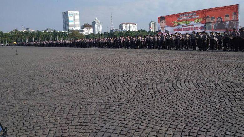 1896 Personel Ikuti Apel Gelar Pasukan Operasi Ramadniya 2017