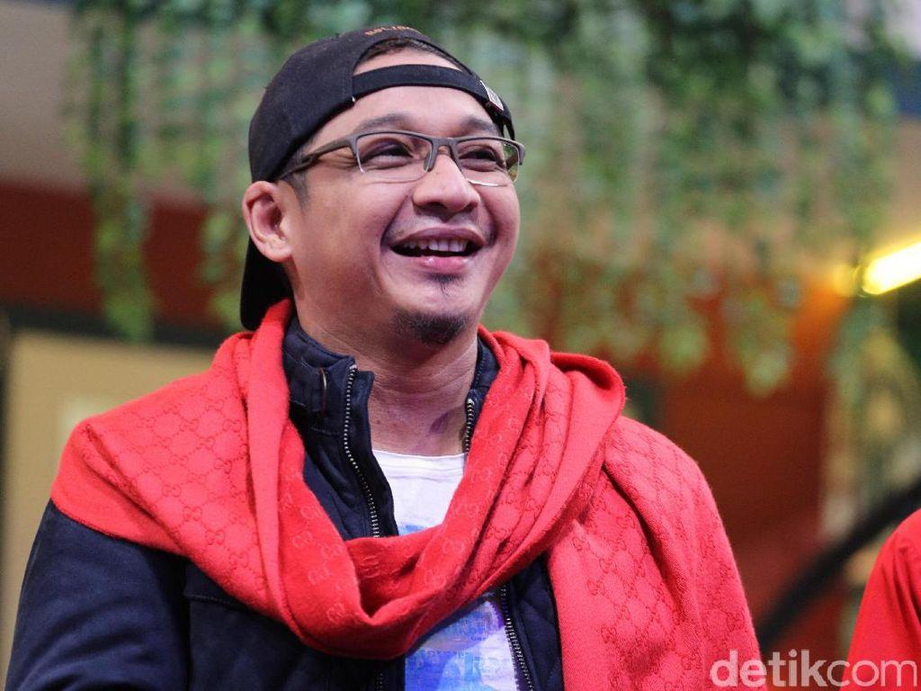 Dapat Ucapan Ultah ke-40 dari Jokowi, Pasha Ungu Kegirangan