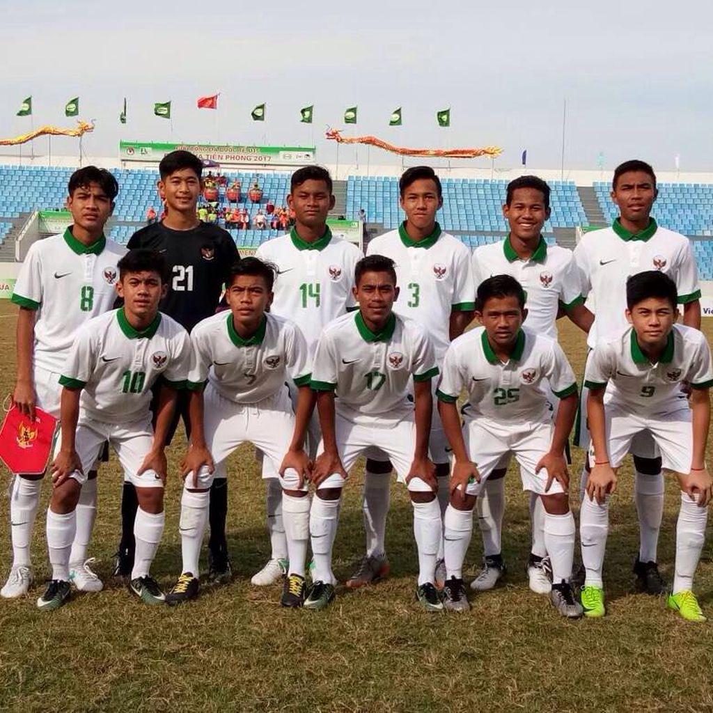 Jadi Juara di Vietnam, Timnas U-16 Diharapkan Tak Terlena