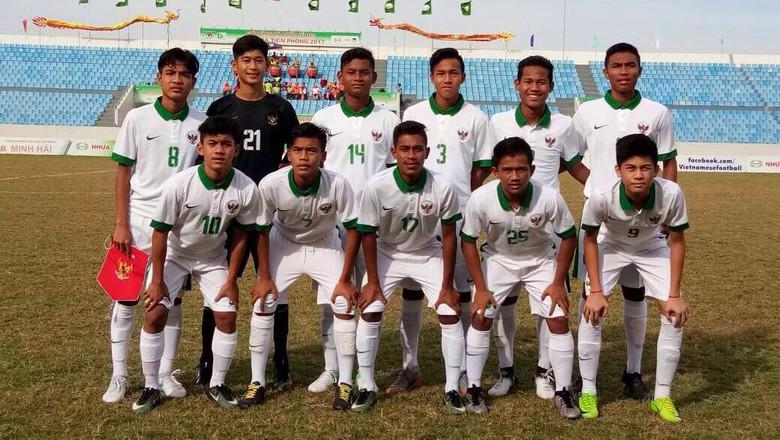 Indonesia Ditekuk Thailand 0-1