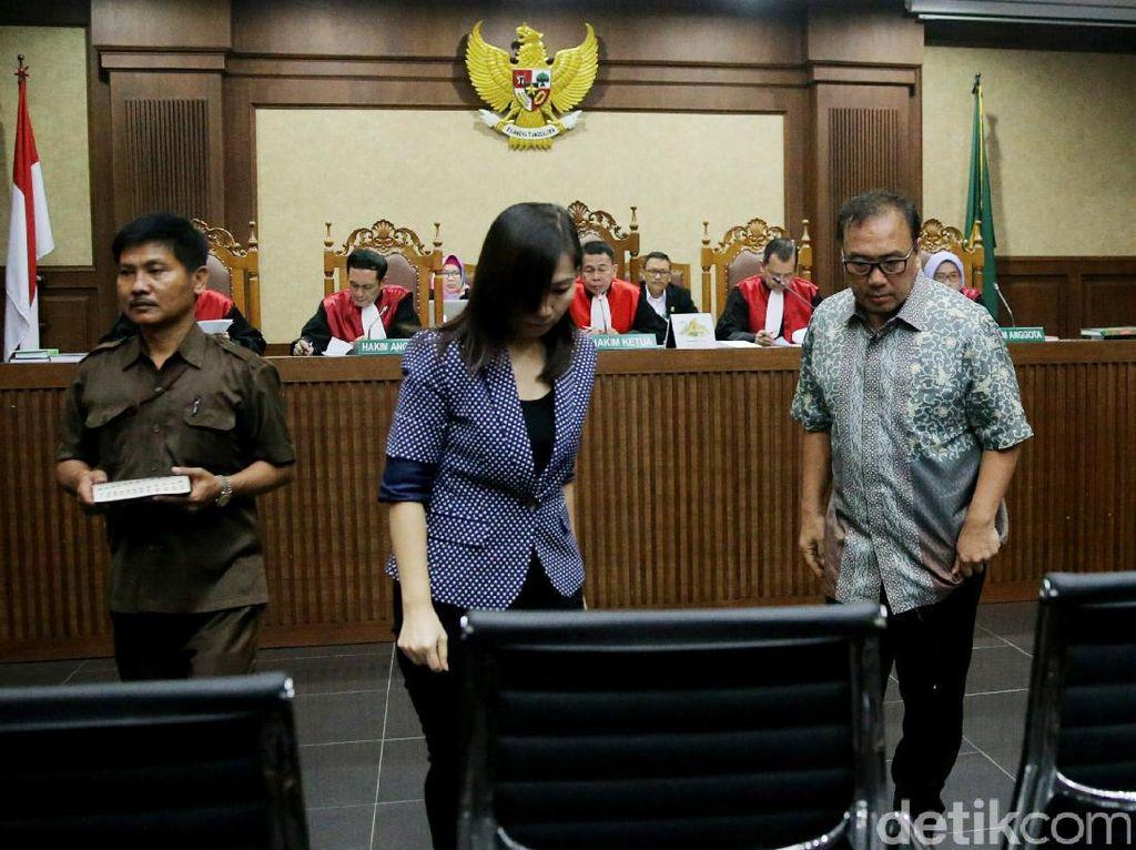 Penyuap Patrialis Keberatan Dituntut 10 Tahun Bui, Ini Kata Jaksa
