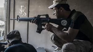Pasukan Irak Lancarkan Serangan Penghabisan Mosul