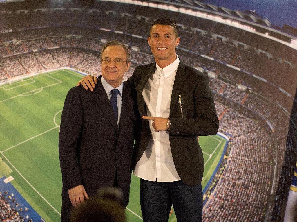 Ronaldo Ungkap Alasan Tinggalkan Madrid
