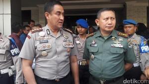 Penjelasan TNI soal Anggotanya yang Ditusuk di Kemayoran