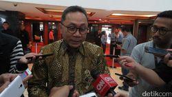 Diminta Tarik Menteri dari Kabinet, PAN: Itu Hak Presiden